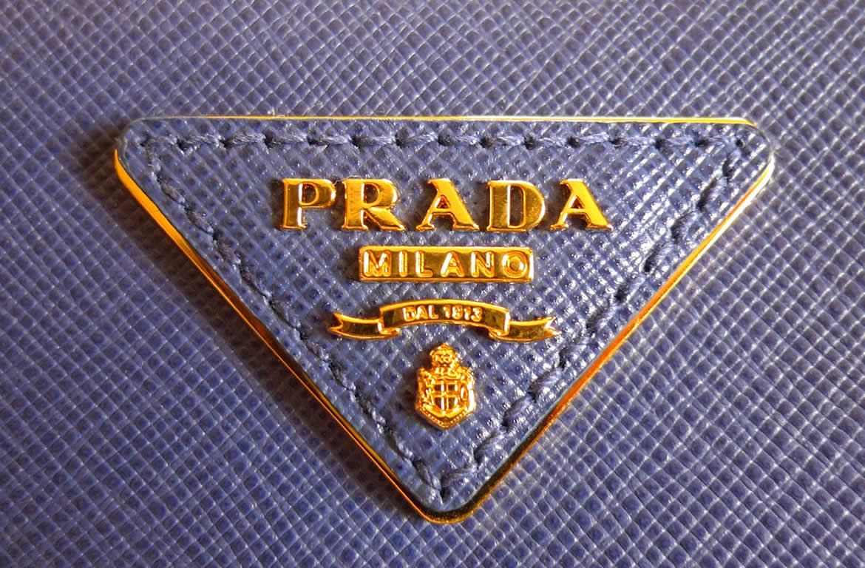 Как определить поддельную сумку Prada. Легенда буквы R. Часть II