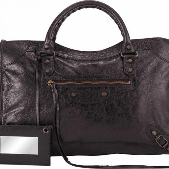Идентификация подделки сумки Balenciaga City. Часть I