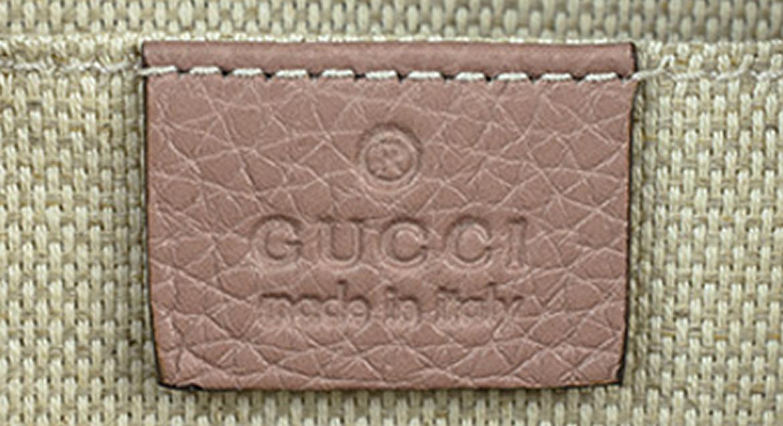 Ярлык сумки Gucci