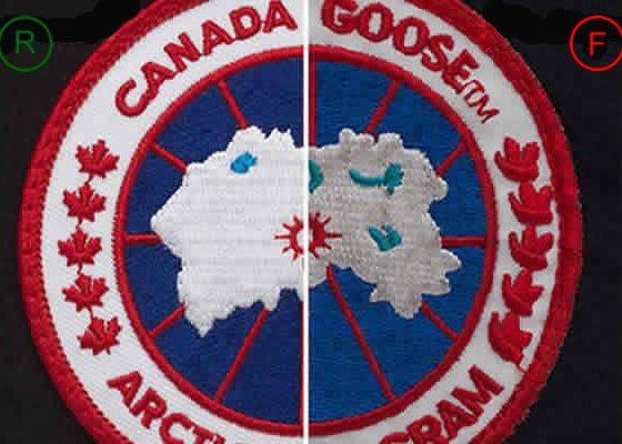 Парка Canada Goose - как определить подделку