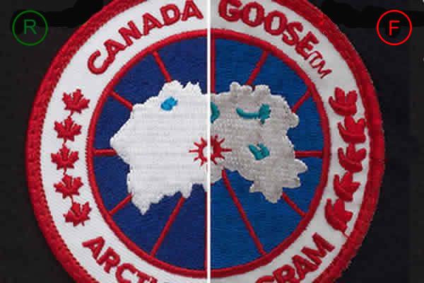 Парка Canada Goose — как определить подделку