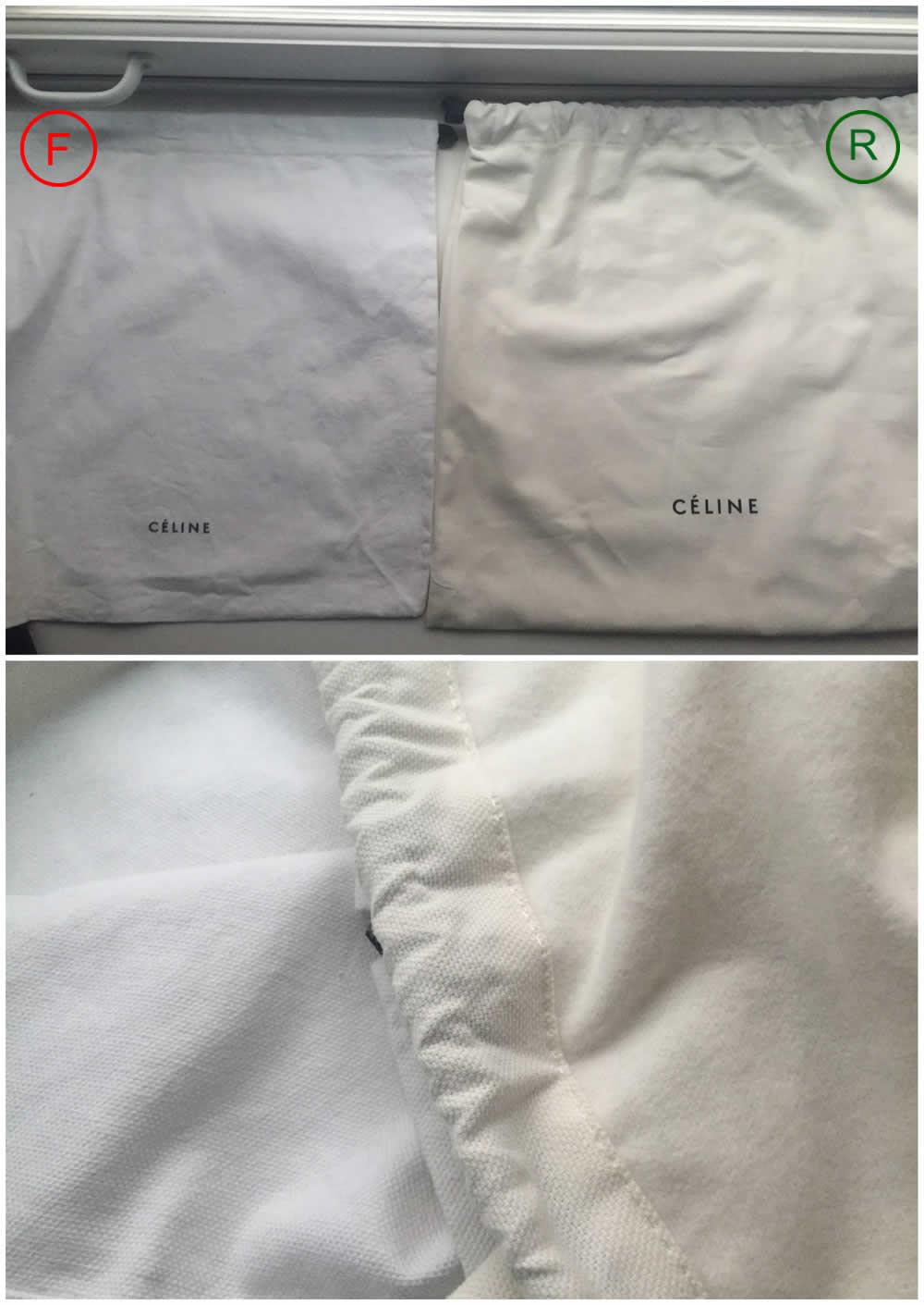 Пыльник сумки Celine Nano