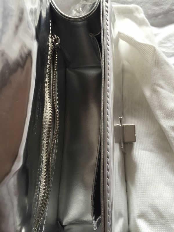 Подкладка сумки Christian Dior Diorama Metallic