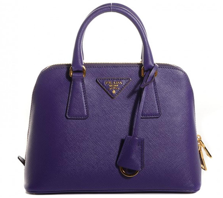 Как определить поддельную сумку Prada. Часть I