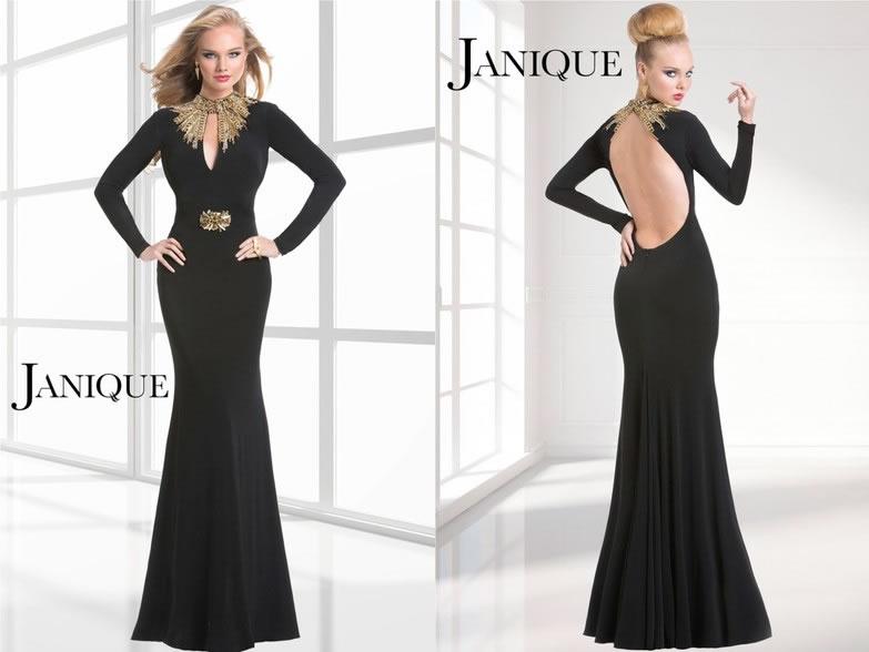 Платье Janique