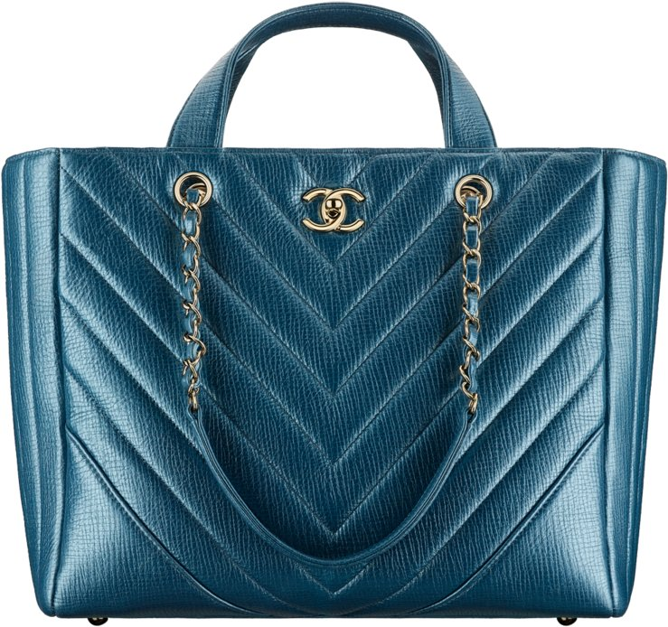 Сумка SHOPPING BAG Chanel большого размера