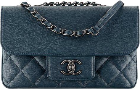 Сумка-конверт Chanel