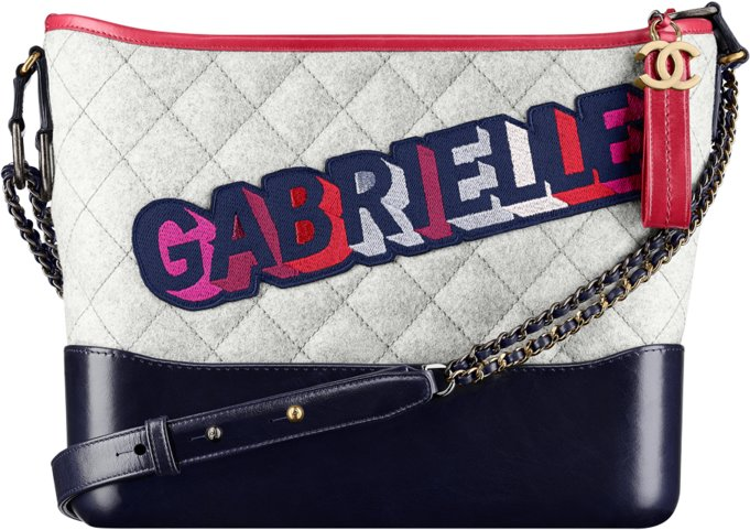 Сумка Chanel Gabrielle Hobo Bag